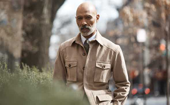 Urban Safari: Military Inspired Outerwear