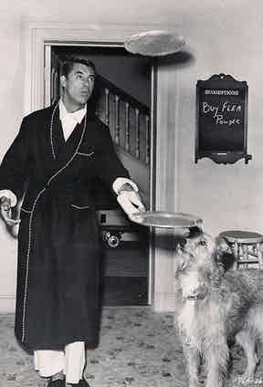 Cary Grant, Room For One More, 1952.