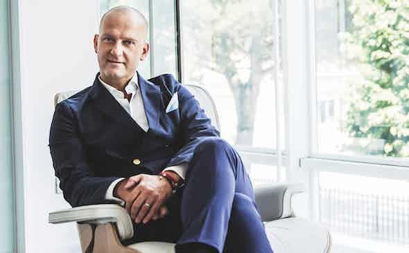 Giuseppe Santoni: One Step Ahead