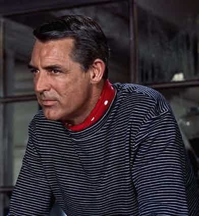 Cary Grant in To Catch a Thief, 1955.