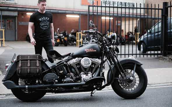 Charlie Stockwell & The Future of Custom Motorcycling