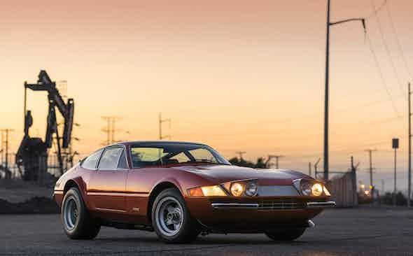 Invest: 1971 Ferrari 365 GTB/4 Daytona