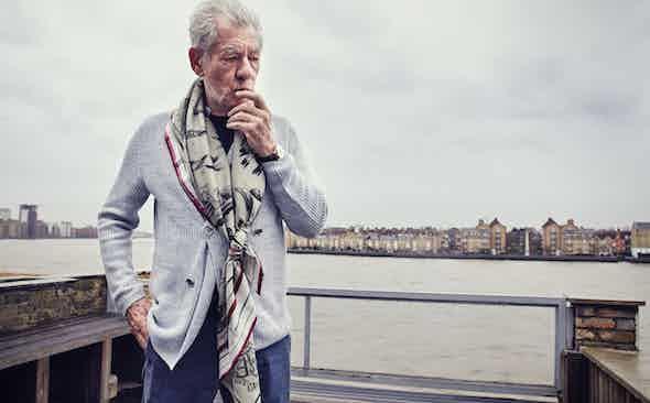 Grey Pride: Sir Ian McKellen
