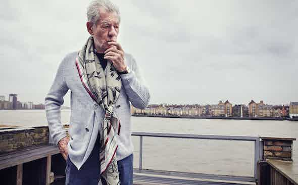 Grey Pride: Sir Ian McKellen