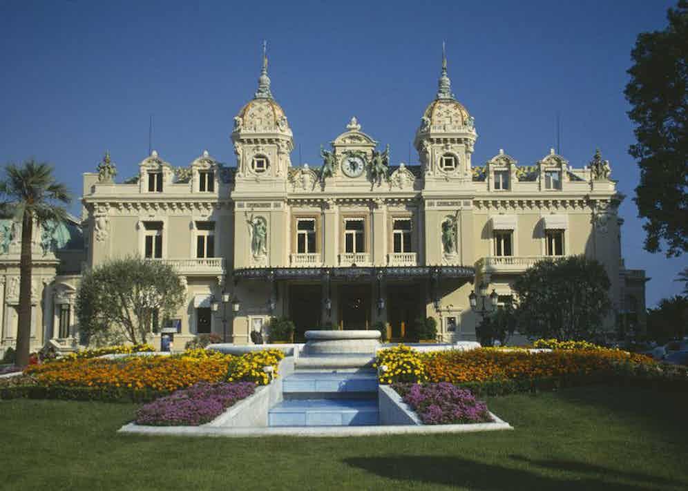 Casino Monte Carlo, Monaco. Photo by Eye Ubiquitous/REX/Shutterstock.