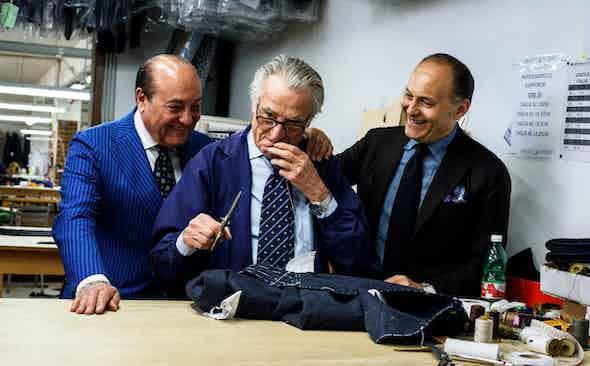 Orazio Luciano: Re-Cutting The Pattern