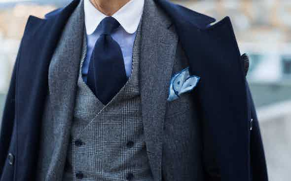 Into The Fold: The Pocket Square