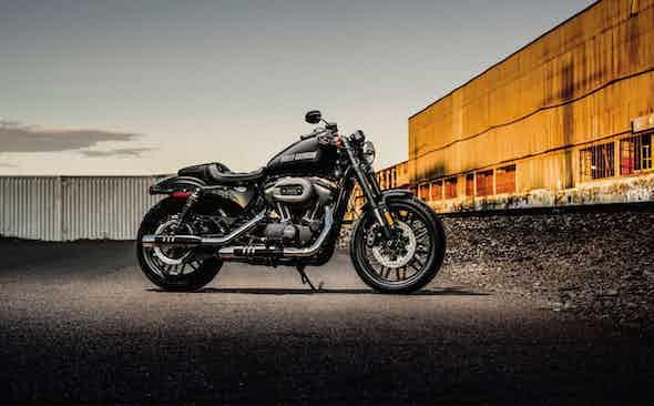 Harley Davidson's New Wave