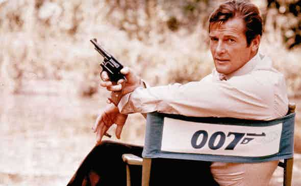 Sir Roger Moore: The Man with the Golden Heart