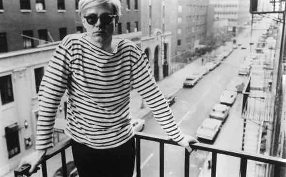 Past Times: Andy Warhol & his Collaboration with Movado