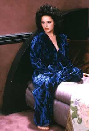 In Blue Velvet, 1986.