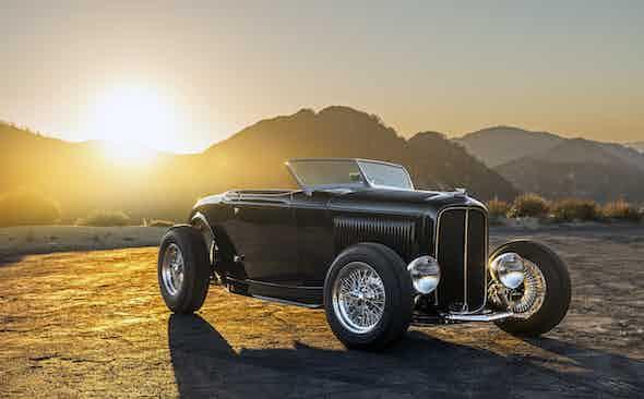 California Love: Hollywood Hot Rods