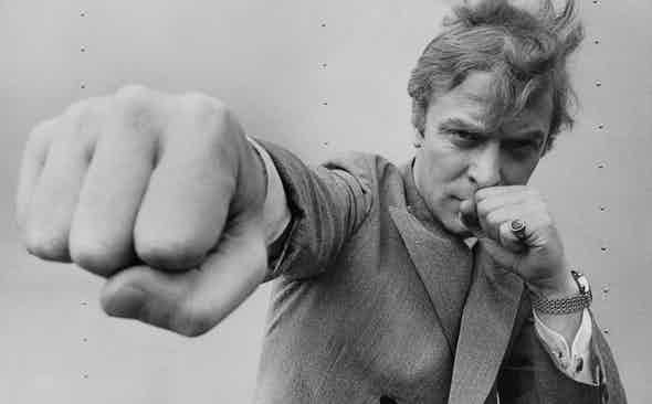 Style Heroes: 1960s Michael Caine