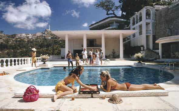 Slim Aarons: The Life Aquatic