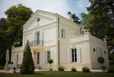 Alexander Kraft's country house in Provence.