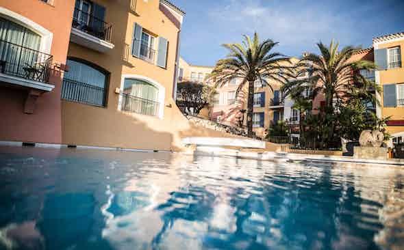 Hotel Byblos: St Tropez's Grande Dame