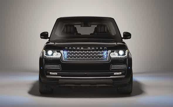 Range Rover Sentinel: A Fortress on Wheels