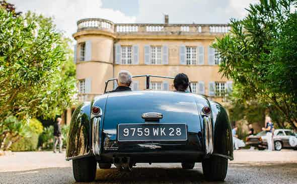 Sotheby's Rallye on the Riviera
