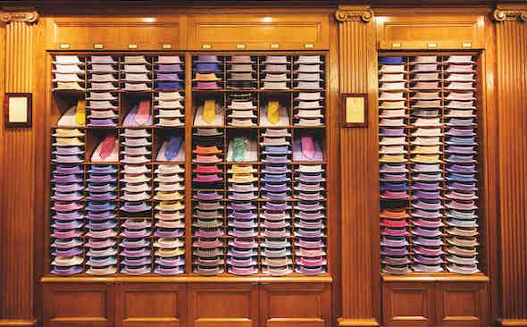 Turnbull & Asser: The Great British Shirtmaker
