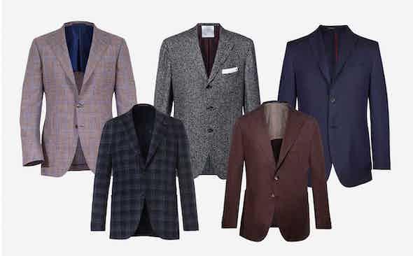 5 of the Best Neapolitan Blazers