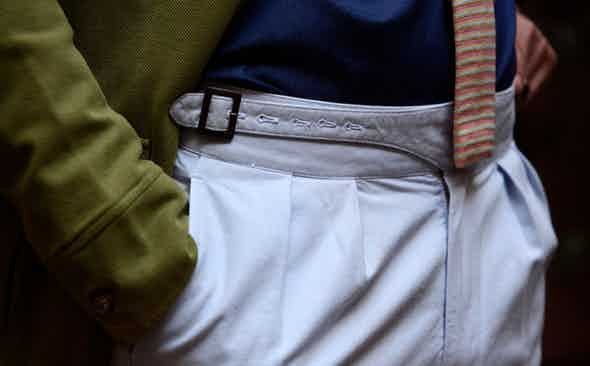 Style 101: The Gurkha Trouser