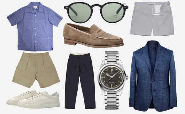 10 Summer Wardrobe Essentials