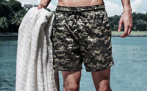 How Vilebrequin Reinvented Swimwear