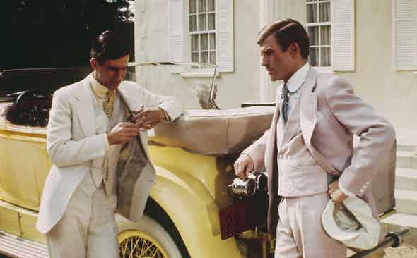 How to Wear White Tailoring