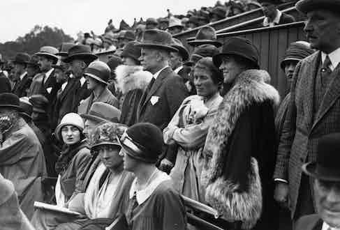 Wimbledon, 1925.
