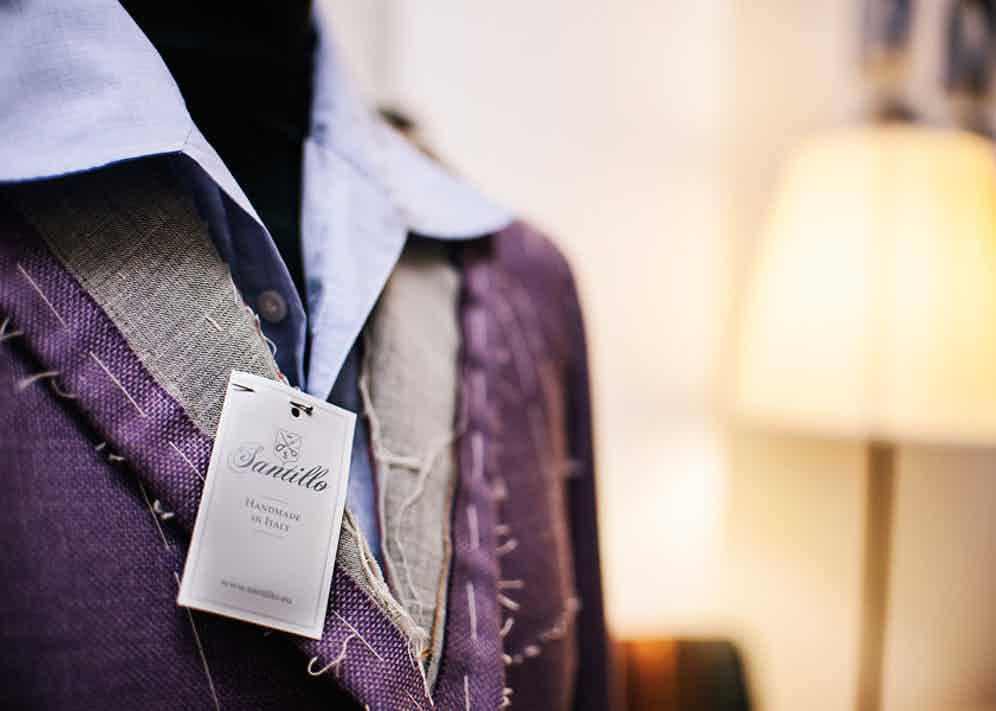 An example of a Riviera-inspired collar by Santillo.