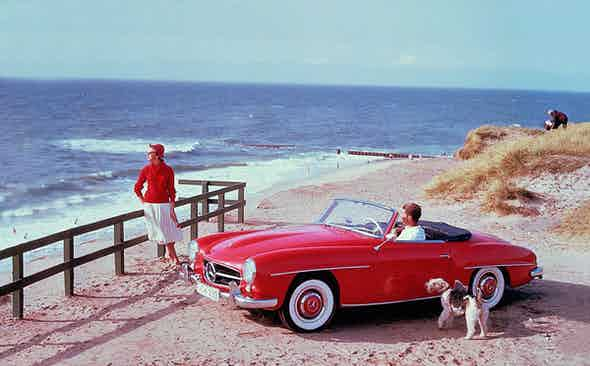 The Ultimate Cars for a Riviera Jaunt