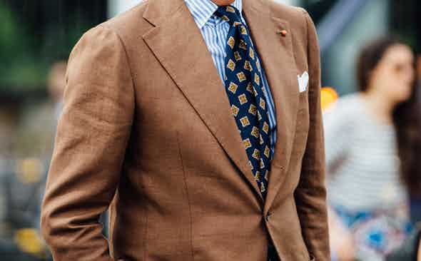 The History and Anatomy of Neapolitan Tailoring
