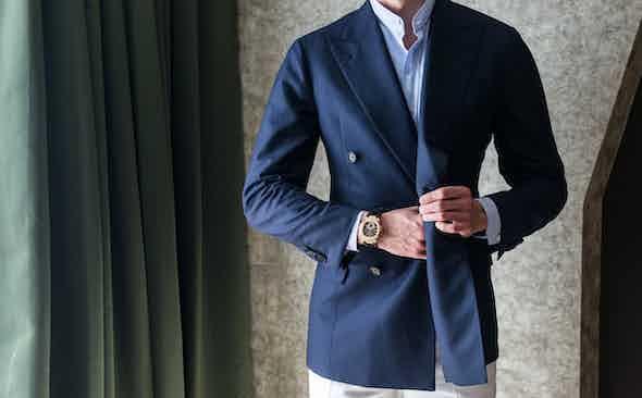 Principe di Eleganza: A Bastion of Neapolitan Tailoring