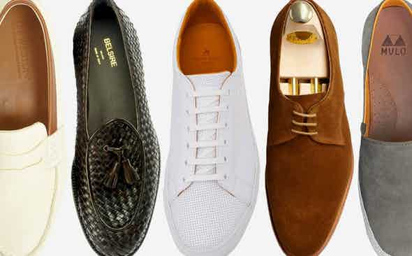10 of this Season's Best Summer Shoes