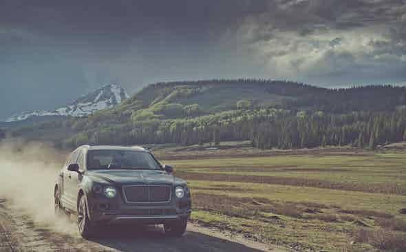 Bentley Bentayga: The Performance-Focused SUV