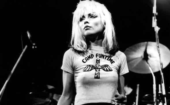 Debbie Harry: Sylph-Perpetuating Myth