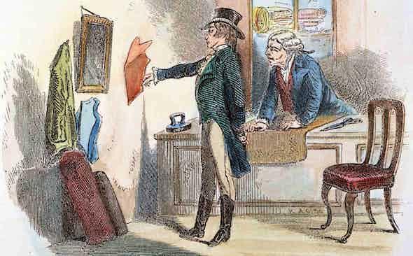 George ''Beau'' Brummell: The Originator of Dandyism