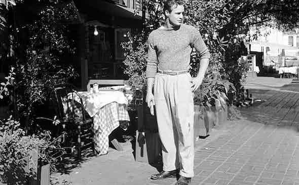 Style Heroes: Marlon Brando