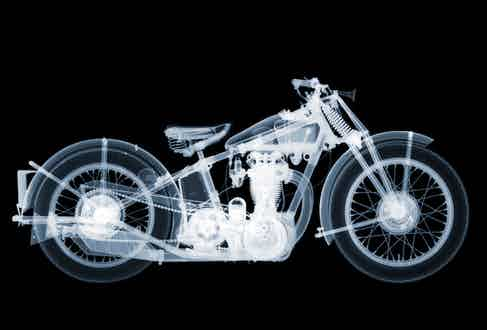 Ariel Model E Motorcycle, 2014 is available at artsy.net.