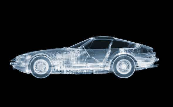 Impractical Choice: The Artwork of Nick Veasey