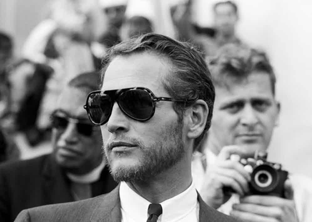 Paul Newman at the Washington march, 1963.