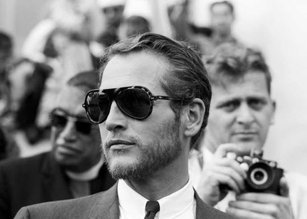 Paul Newman at the Washington march, 1963.