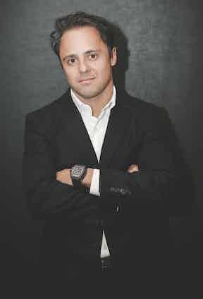 Felipe Massa wore the RM 006 in the 2004 Hungarian Grand Prix.