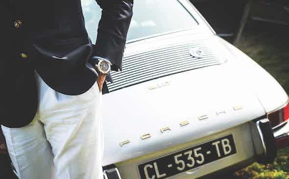 Richard Mille Watches: The Billionaire's Masonic Handshake