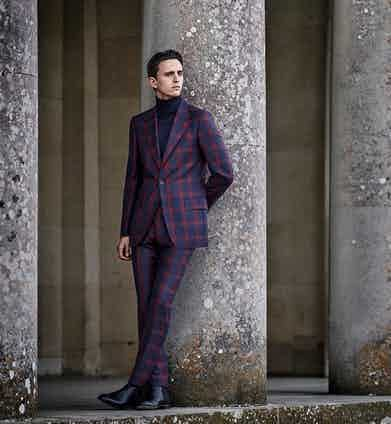 Gieves & Hawkes AW17.