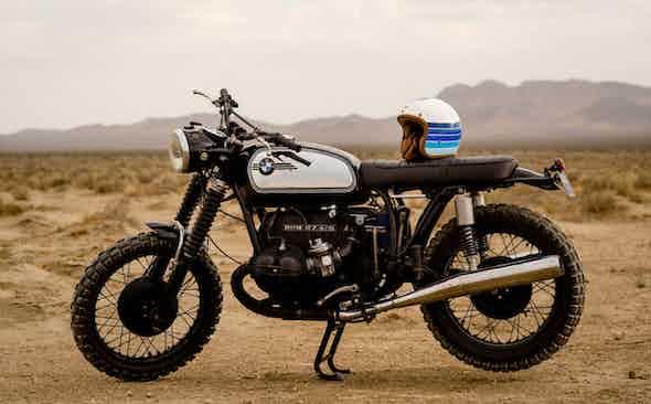 Custom Build: Roughchild Motorwerks BMW R75/5