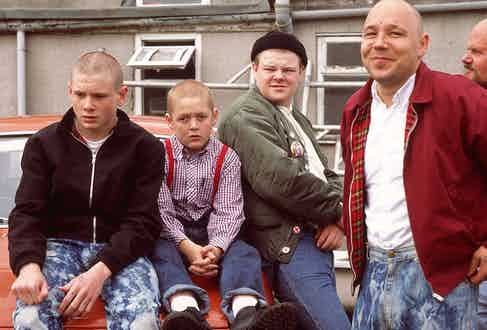 An outtake from This is England, 2006.