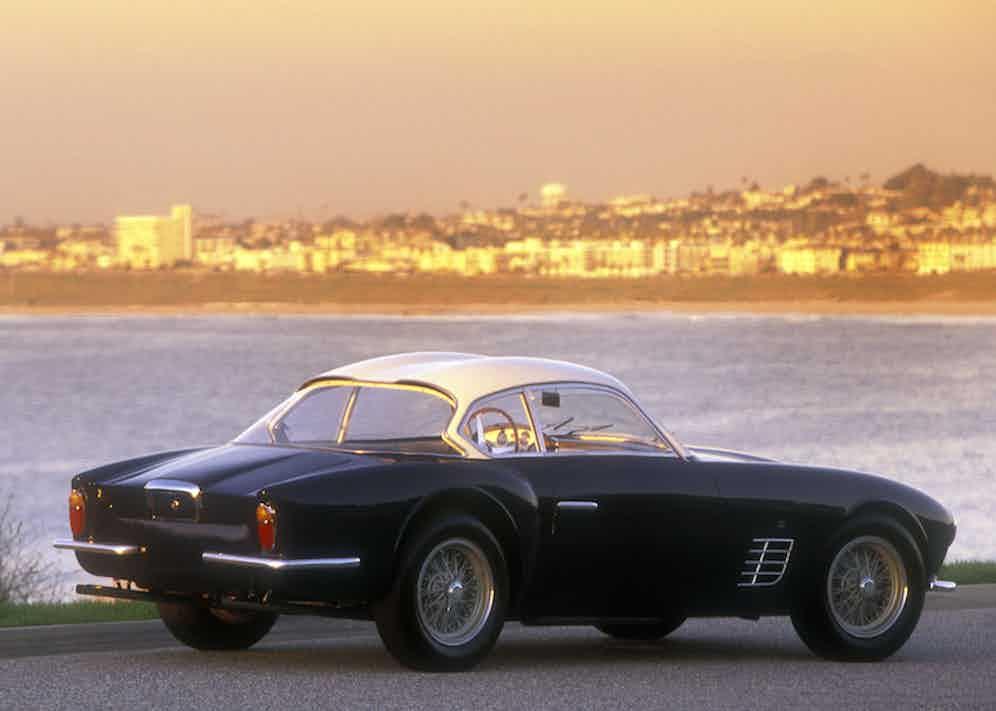 Ferrari 250 GT Zagato, 1956. Photo by Martyn Goddard/REX/Shutterstock.