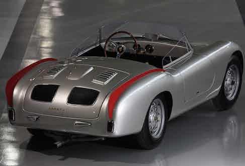 Porsche 356A/1600 Zagato Speedster, 1958.