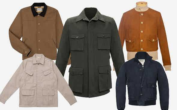 10 of the Best Autumn Jackets